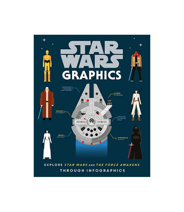 Shop - Star Wars - Novelty and Books - Star Wars Graphics