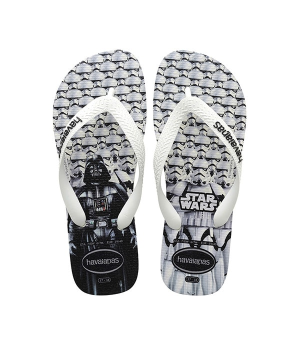 Shop Star Wars - Products We Love - Star Wars Kids Havaianas