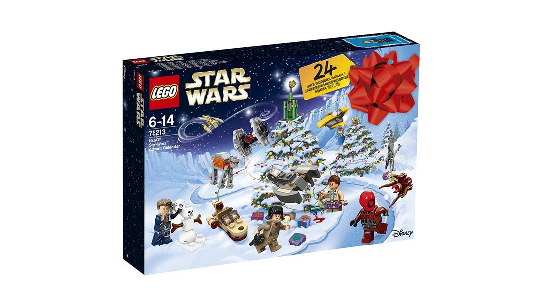 Shop - Star Wars - Novelty and Books - Star Wars Advent Calendar
