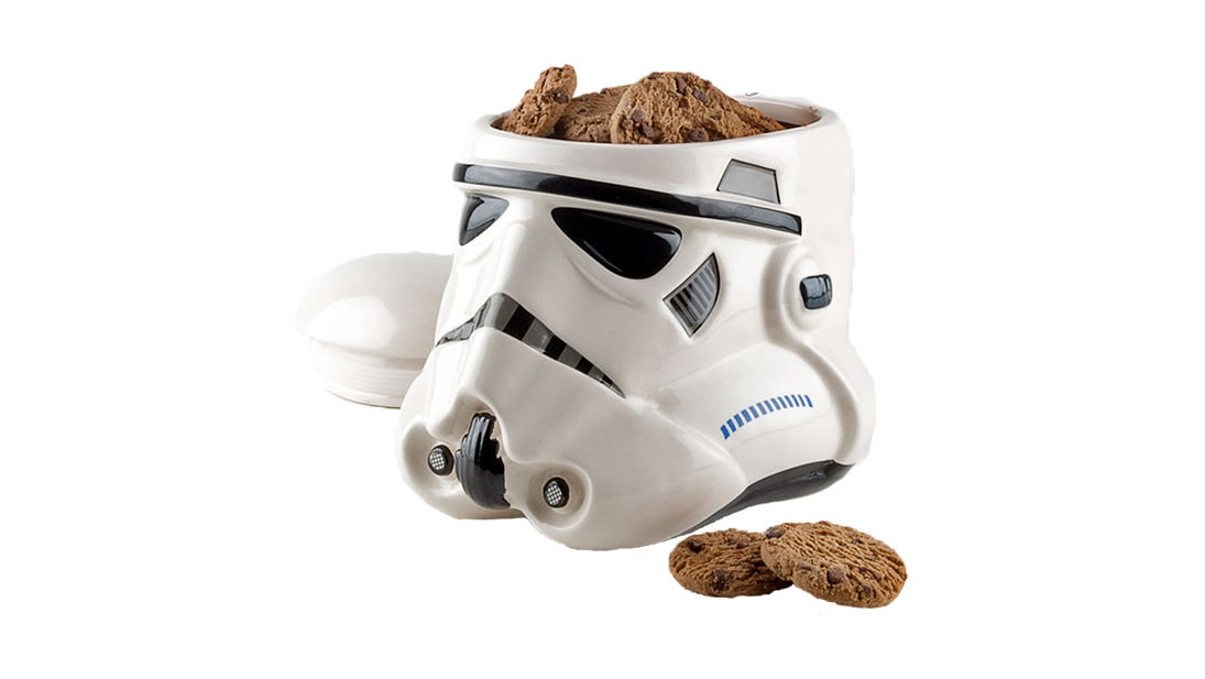 Shop Star Wars - At Home - Stormtrooper Cookie Jar