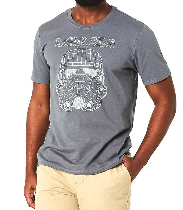 Shop - Star Wars - Clothing and Accessories - Stormtrooper 'Dark Side' T-Shirt