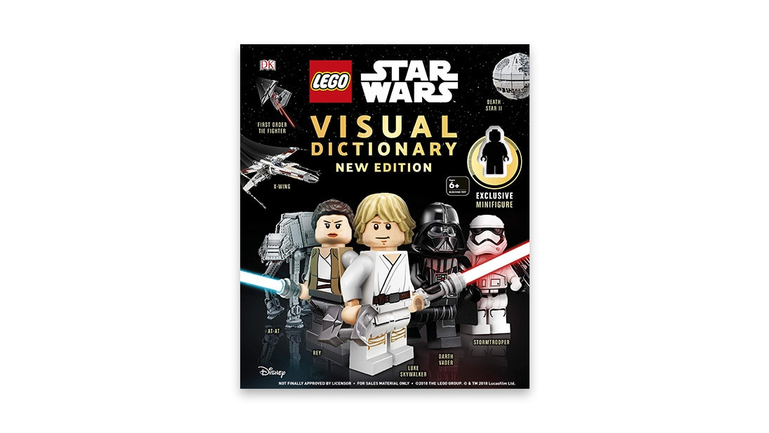 LEGO Star Wars Visual Dictionary