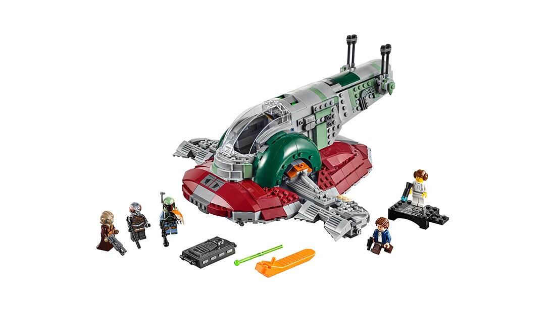 LEGO - Slave 1
