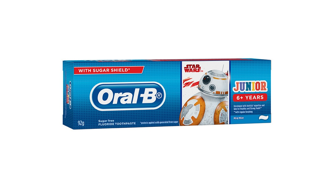 Oral-B Toothpaste & Brushes