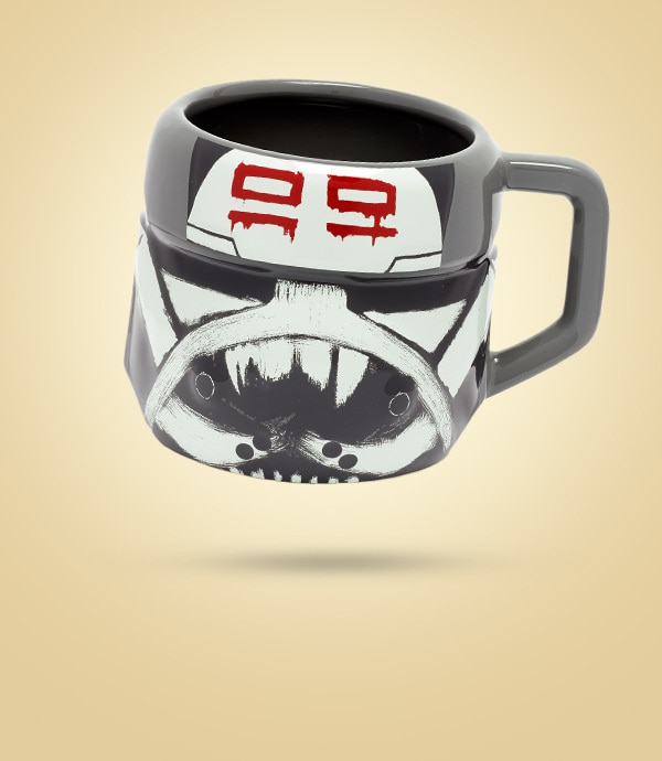 A mug from the Star Wars: The Bad Batch range from shopDisney UK