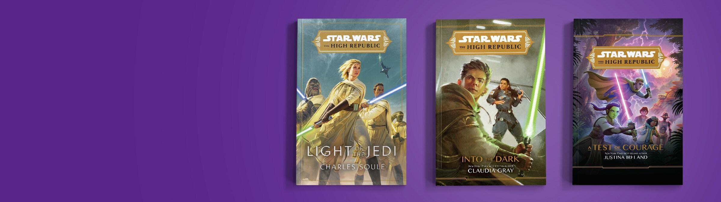 Shop - Star Wars - The High Republic - Books - Dymocks