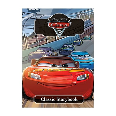 Cars 3 Classic Storybook