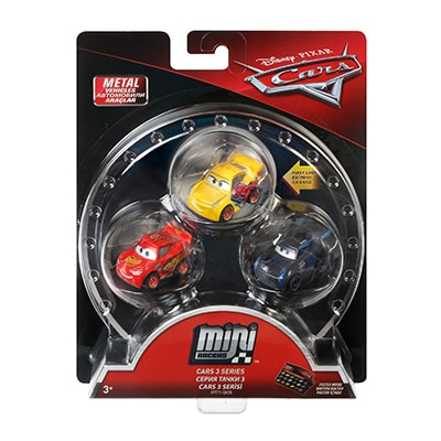 Micro Cars 3 Pack