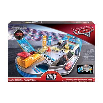 Mini Racers Rollin' Raceway Playset