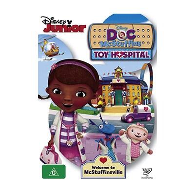 Doc McStuffins: Toy Hospital