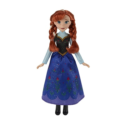 Classic Fashion Anna Doll