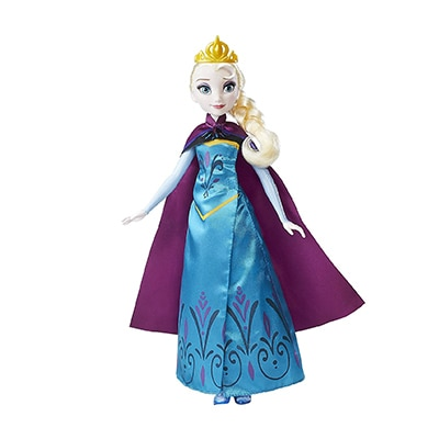 Royal Reveal Elsa Doll