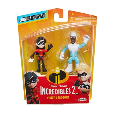 2 Pack Figures - Assorted
