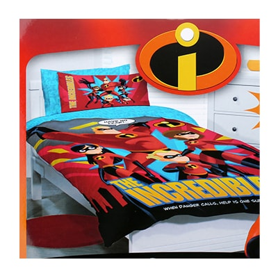 Incredibles Quilt Cover Set
