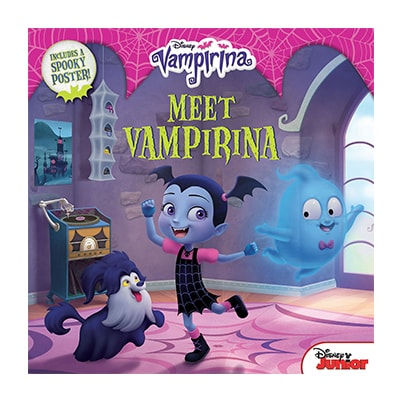 Meet Vampirina Book