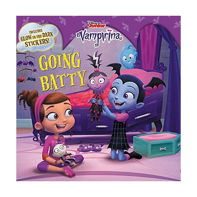 Vampirina Going Batty Book