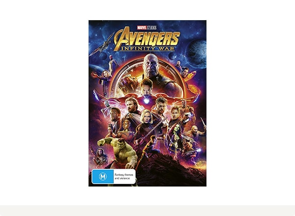 Experience 10 years of epic Marvel movies at Amazon