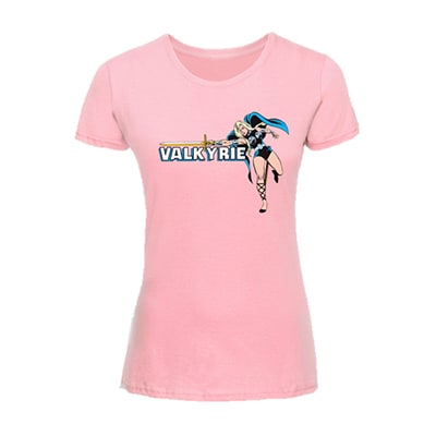Avengers Adult Valkyrie T-Shirt