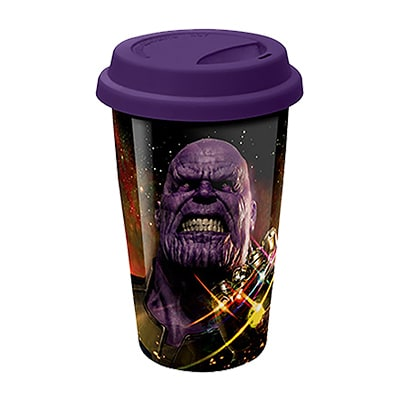 Avengers: Infinity War Thanos Travel Mug