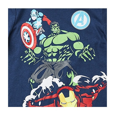 Avengers Short Sleeve T-Shirt