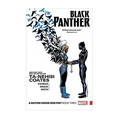 Black Panther: A National Under Our Feet