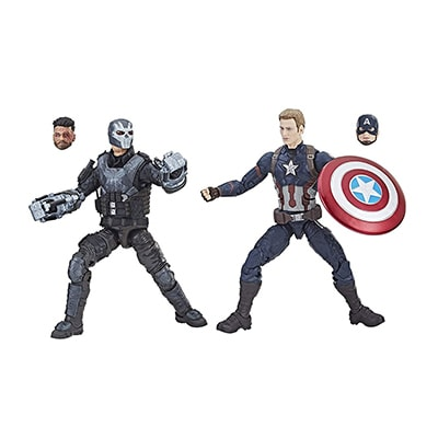 Marvel Captain America and Crossbones Action Figure