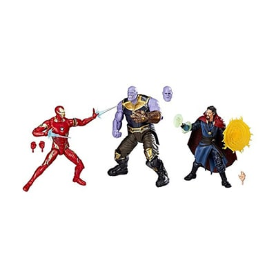 Marvel Infinity War 3-Pack Action Figure