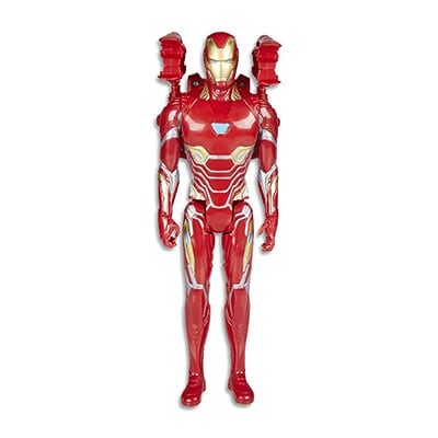 Iron Man Power FX Figurine