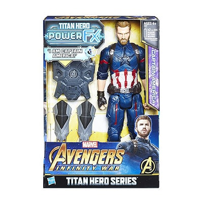 Titan Hero Power FX Captain America