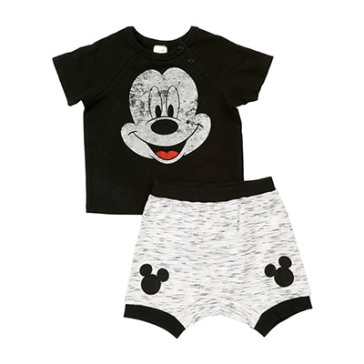 Mickey Mouse Baby Set