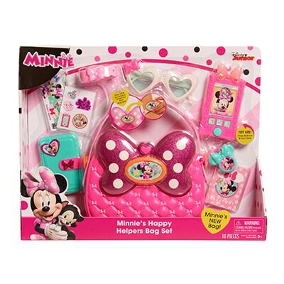 Minnie Happy Helpers Bag Set