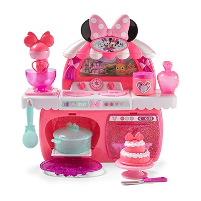 Minnie Mouse Pastry Playset