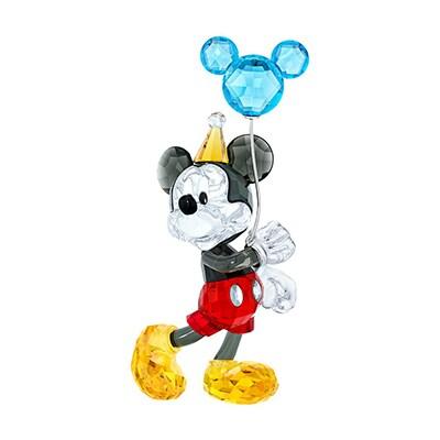 Mickey Mouse Swarovski Figurine