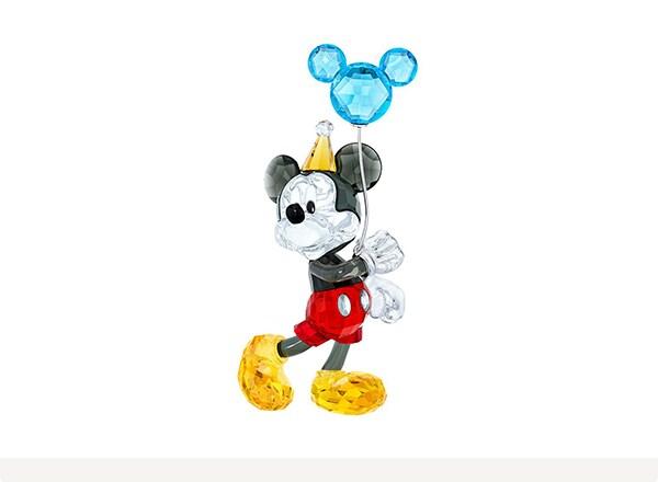 Showcase that Mickey sparkle with Swarovski