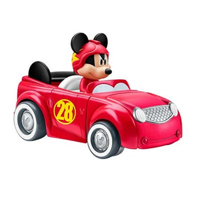 Transforming Hot Rod Mickey