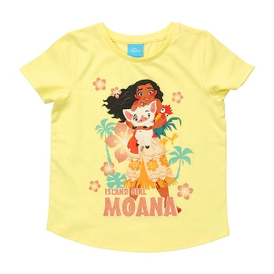 Girls Moana Tee