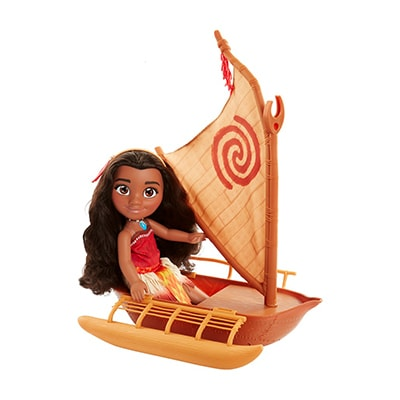 Ocean Adventure Doll Set
