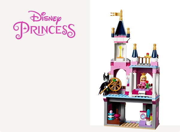 Build your own fairy tale with Disney Princess at Amazon