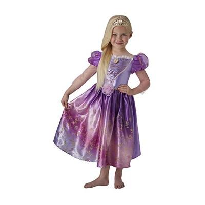 Rapunzel Rainbow Deluxe Costume