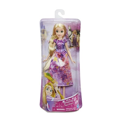 Rapunzel Royal Shimmer Doll