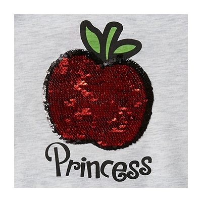 Snow White Reversible Sequin T-Shirt