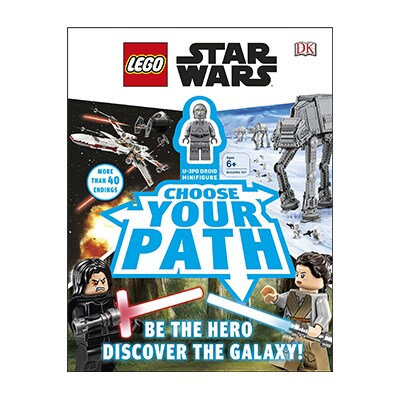 Lego Choose Your Path
