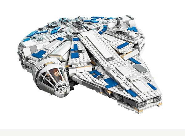 Everything you need to make the Kessel Run at Amazon