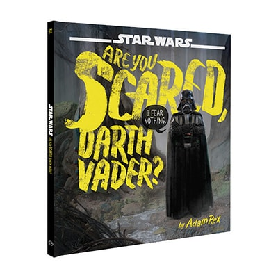 Book: Are you scared, Darth Vader?