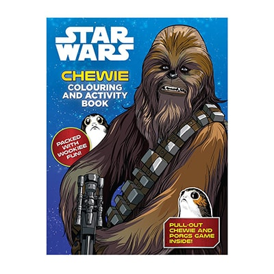 Chewie Colouring and Activity Book