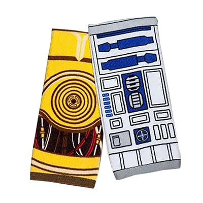 R2-D2 & C-3PO Hand Towel Set
