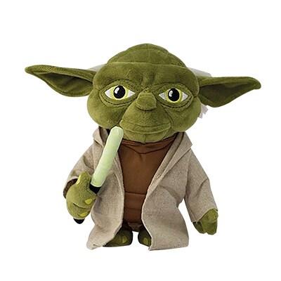 Yoda Battling Plush