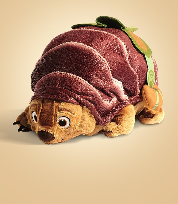 A Tuk Tuk plush toy inspired by Disney's movie, Raya and the Last Dragon from shopDisney.