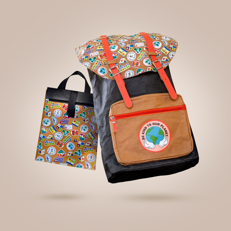Items from the Disney, Star Wars and Marvel eco collection of bags from Zing.