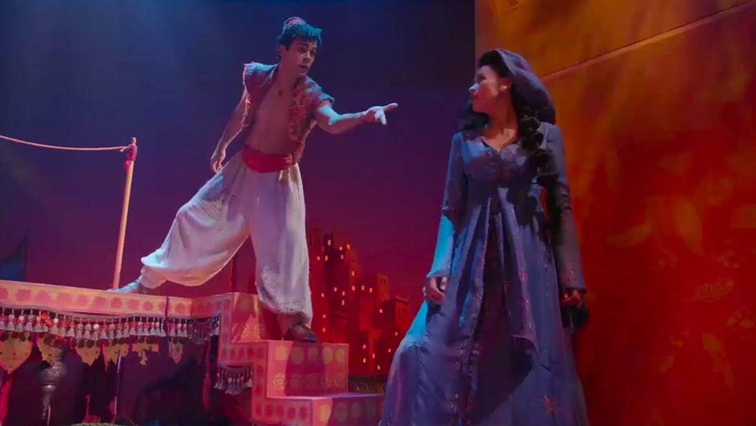Aladdin the Musical - Video - Australian EPK BTS